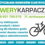 Wypożyczalnia rowerów elektrycznych Karpacz